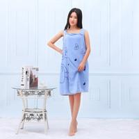 Baju Handuk / Kimono Handuk / Dress Handuk Mandi Sangat Menyerap Air
