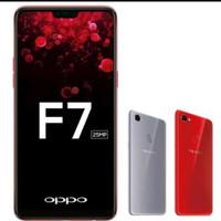 Oppo F7 merah 4GB