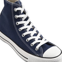 Converse CT As Canvas High Navyblue