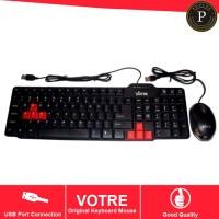Keyboard Mouse USB Votre / Keyboard Mouse Kabel USB Votre