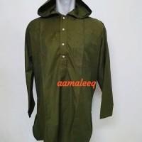 Koko pakistan hoodie hijau army