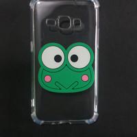 Case Samsung J1 2015 J100 Anti Crack Gambar Karakter 3D Keroppi