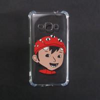 Case Samsung J1 2015 J100 Anti Crack Gambar Karakter 3D Boboiboy
