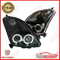 HEADLAMP - SUZUKI SWIFT 2004-2010 - ANGEL EYES - PROJECTOR - SONAR