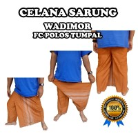Produsen Sarung Celana Wadimor Polos