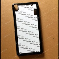 Lenovo A7000 A7010 sublimation case casing polos 2D custom blank case