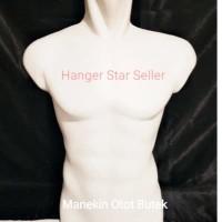 Manekin Body Otot / Patung Baju