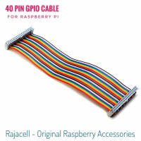Raspberry Pi 40pin GPIO Rainbow Cable 20cm Color Kabel Extension Raspi