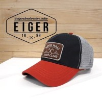 Topi Eiger Trucker caps Art.T.647 North wall