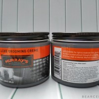 D-LUXE/DLUXE GROOMING CREME MURRAYS POMADE FREE SISIR 40Z WATERBASED