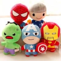Boneka Avengers Import | Boneka Superhero | Mainan Anak Laki laki