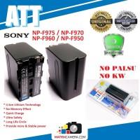 ATT Battery Sony NP-F975/-F970/-F960/-F950 Baterai Batere