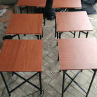 PROMO uk 80x60 Meja Lipat/Meja Bazar/Meja Kantin/Meja Cafe