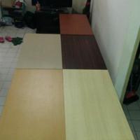 PROMO uk 100x60 Meja Lipat/Meja Bazar/Meja Kantin/Meja Cafe