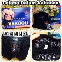 Vakou / Vakoou / Va koou / Va kou / celana dalam pria Vakou (size XXL)