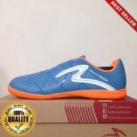 O-Outdoor Sepatu Futsal Specs Diablo IN Dark Lead Mango 400765 Origina