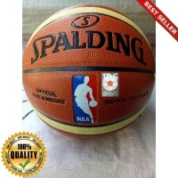 O-Outdoor BOLA BASKET SPALDING NBA KULIT PU