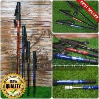 O-Outdoor Tongkat Gunung / Trekking Pole Anti Shock Merek Soulide