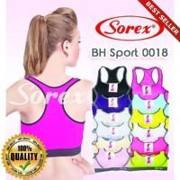 O-Outdoor Baju BH Bra Sport Olahraga Untuk Wanita Merek Sorex Kode SP