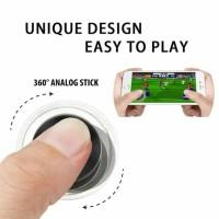 Joystick Mini Bulat Mata Kucing Game Moba Analog Online Gamepad Murah