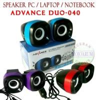 Duo-040 Speaker Advance PC Laptop Notebook Multimedia Duo040