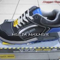 Sepatu Safety Jogger Raptor S1P utk uk. 45, 46