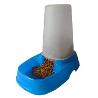 Tempat Makan Kucing-Tempat Makan Kucing Jumbo Dispenser