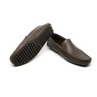 Hamilton - Coffee, Driving Shoes | Sepatu Kulit Asli Pria