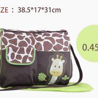 Backpack Tas Perlengkapan Ransel Bayi Travelling Bayi Import