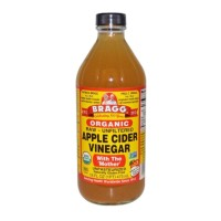 BRAGG Apple Cider Vinegar Cuka Apel 473 ml 1 lapis babble wrap + Dus