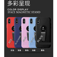 SAMSUNG GALAXY A6 2018 iFACE MAGNETIC Soft Case Cover Casing Silikon