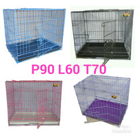 GOJEK Kandang Kucing-Kelinci-Anjing-Ayam-Musang DYG04