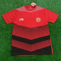 JERSEY INDONESIA HOME OFFICIAL LINING ASIAN GAMES 2018 GRADE ORI
