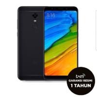 Xiaomi Redmi 5 plus 3/32gb - garansi Tam - black - gold