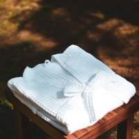 Kimono (Bathrobe) Premium [bisa custom made] - Waffle