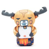 Boneka Maskot Atung Asian Games 2018 Totem