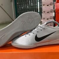 Futsal Nike Mercurial Vapor XII Heritage IC - Silver Black