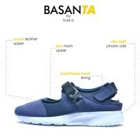 BASANTA BLUE SNEAKERS