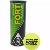Bola Lapangan Tenis Dunlop Asli isi 3 pcs