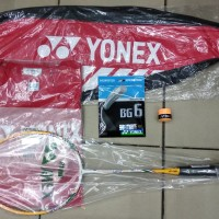 Promo Paket Raket Yonex Nanoray Light 11i