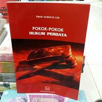 Buku - POKOK POKOK HUKUM PERDATA - Subekti