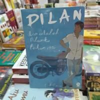 Novel - DILAN 1990 - By PIDI BAIQ