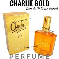 Parfum Revlon Charlie Gold 100ml Original