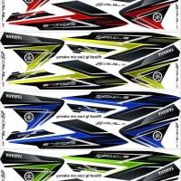 STRIPING VARIASI YAMAHA MIO SOUL GT 125 STICKER MOTOR STIKER