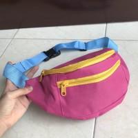 supplier tas beltbag sale diskon selempang wanita murah WAIST BAG TONA