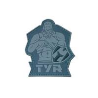 MOLAY VIKING GOD 'TYR' PVC Patch