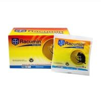 Racumin Wax Block @50 gram (Racun Tikus Rumah Tangga)