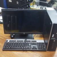 Komputer Pc cpu paket 1 set cpu lcd keyboard mouse Murah garansi