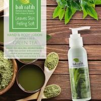 Bali Ratih Hand&Body Lotion - Green Tea - Perawatan Pelembab Badan