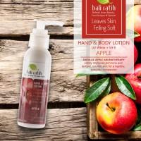 Bali Ratih Hand&Body Lotion - Apple - Perawatan Pelembab Kulit